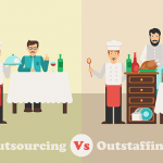 IT outsourcing VS IT outstaffing